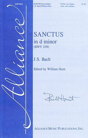 Sanctus in D Minor Thumbnail