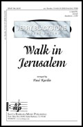 Walk in Jerusalem