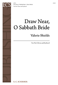 Draw Near, O Sabbath Bride