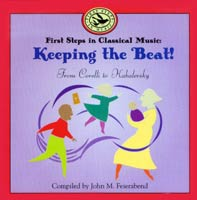 First Steps in Classical Music: Keeping the Beat!