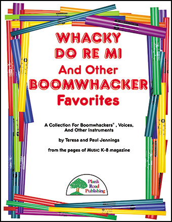 Whacky Do Re Mi and Other-Tchr Hdbk