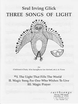 Magic Song for One Who Wishes to Live
