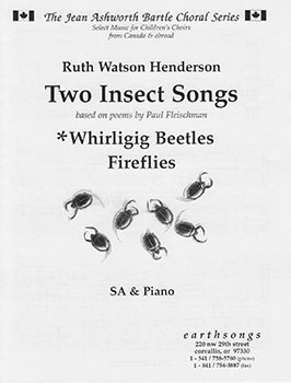 Two Insect Songs
