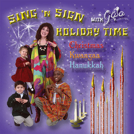 Sing and Sign Holiday Time
