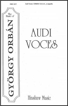 Audi Voces