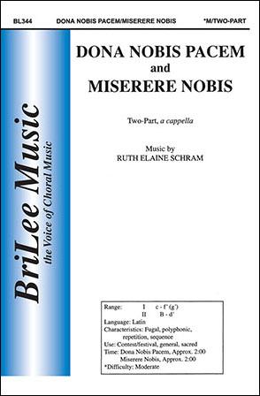 Dona Nobis Pacem/Miserere Nobis