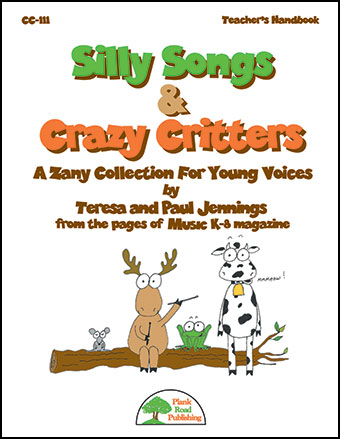 Silly Songs and Crazy Critte-Kit/CD
