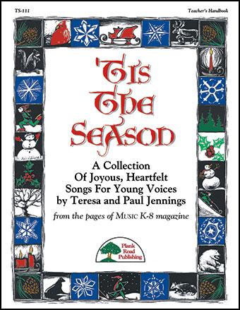 Tis the Season-Kit/CD