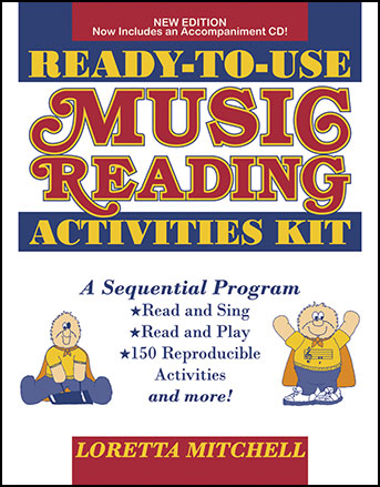 Ready-To-Use Music Reading Activities
