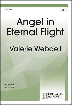 Angel in Eternal Flight