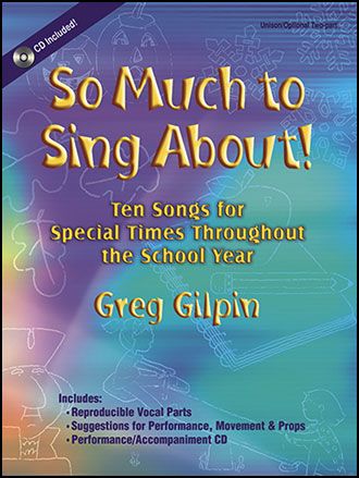 So Much to Sing About!