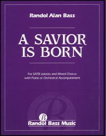Savior Is Born-Vocal Score
