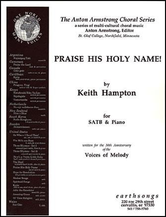 Praise His Holy Name