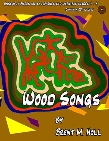 Wood Songs-Book and CD