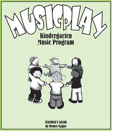 Musicplay for Kindergarten