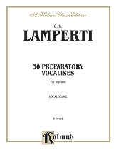 30 Preparatory Vocalises-Soprano