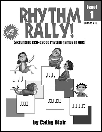 Rhythm Rally!  Cover