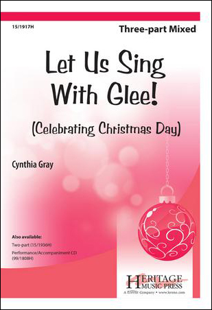 Let Us Sing with Glee!