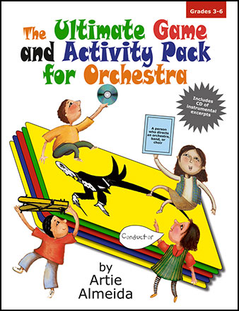 Ultimate Game and Activity Pack for Orchestra