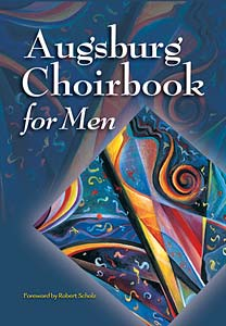 Augsburg Choirbook for Men Cover