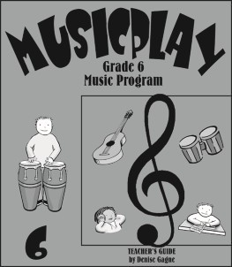 Musicplay for Middle School