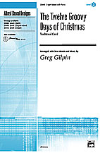 The 12 Groovy Days of Christmas