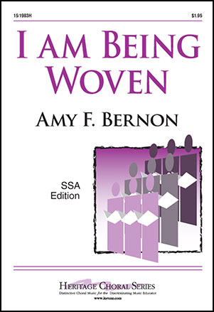 I Am Being Woven