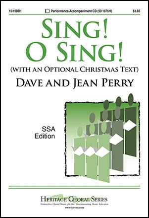 Sing! O Sing!
