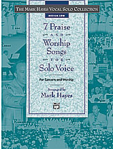 Seven Praise and Worship Songs for Solo Voice Thumbnail