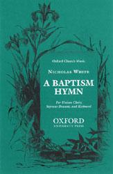 A Baptism Hymn