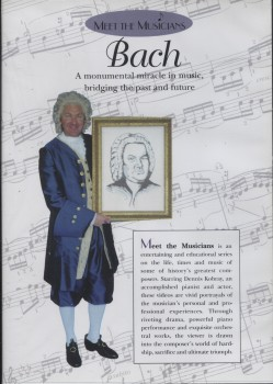 Meet the Musicians No. 5: Bach