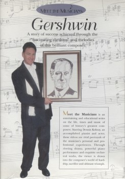 Meet the Musicians No. 4: Gershwin