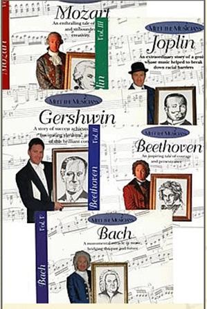 Meet the Musicians No. 1-5: DVD Boxed Set