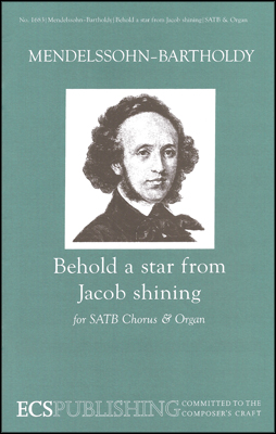 Behold a Star from Jacob Shining
