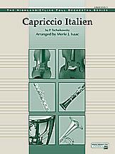 Capriccio Italien-Full Orch