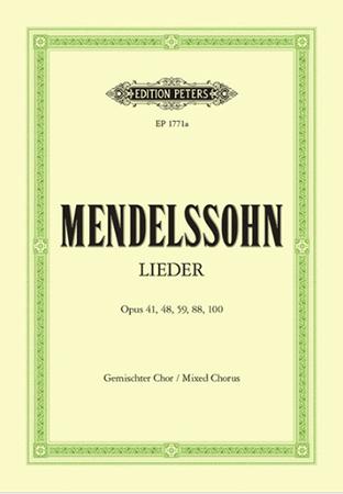 28 Choruses, Op. 41, 59, 88, 100