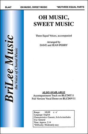 O Music, Sweet Music