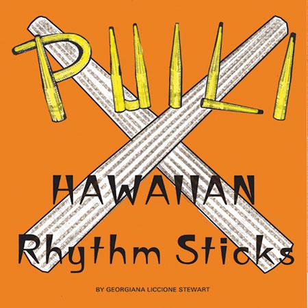 Puili Hawaiian Rhythm Sticks