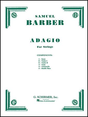 Adagio for Strings Cover