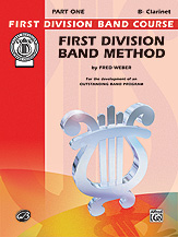 First Division Band Method Book 1