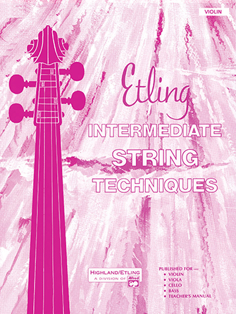 Intermediate String Techniques