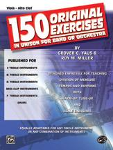 150 Original Exercises-Viola