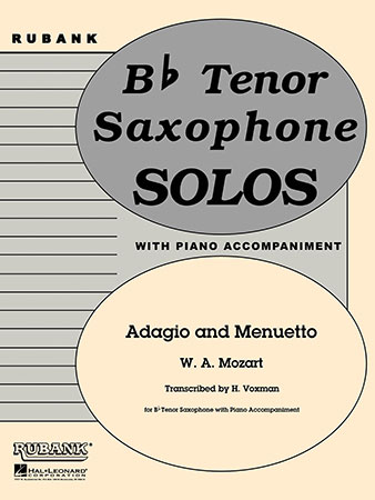 Tenor Saxophone Solo Sheet Music | Sheet music at JW Pepper