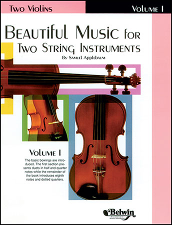 Beautiful Music for Two Stringed Instruments, Vol. 1