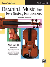 Beautiful Music for Two Stringed Instruments No. 3