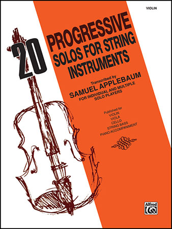 Bass Solo Sheet Music | Sheet music at JW Pepper