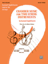 Chamber Music for Two Stringed Instruments No. 3