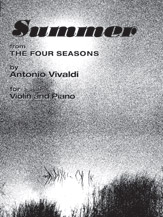 Summer from Four Seasons