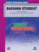 Bassoon Student No. 3