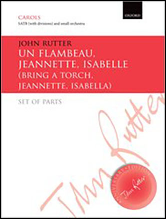 Bring a Torch, Jeannette, Isabella Cover